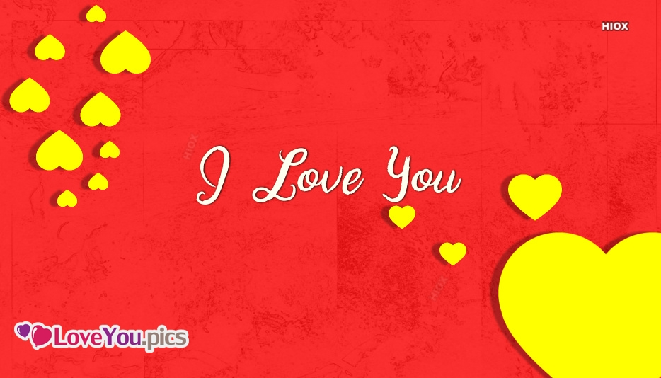 Love You Sweet Images
