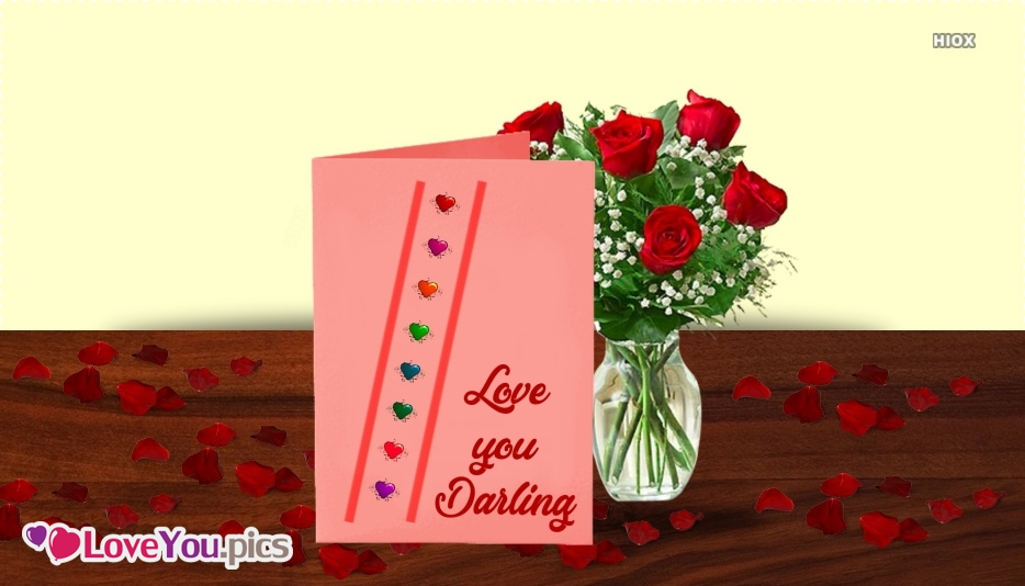 I Love You Love Greetings Pictures