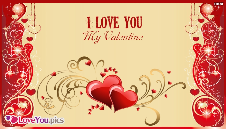 I Love You Happy Valentines Day Pictures, Images, Photos
