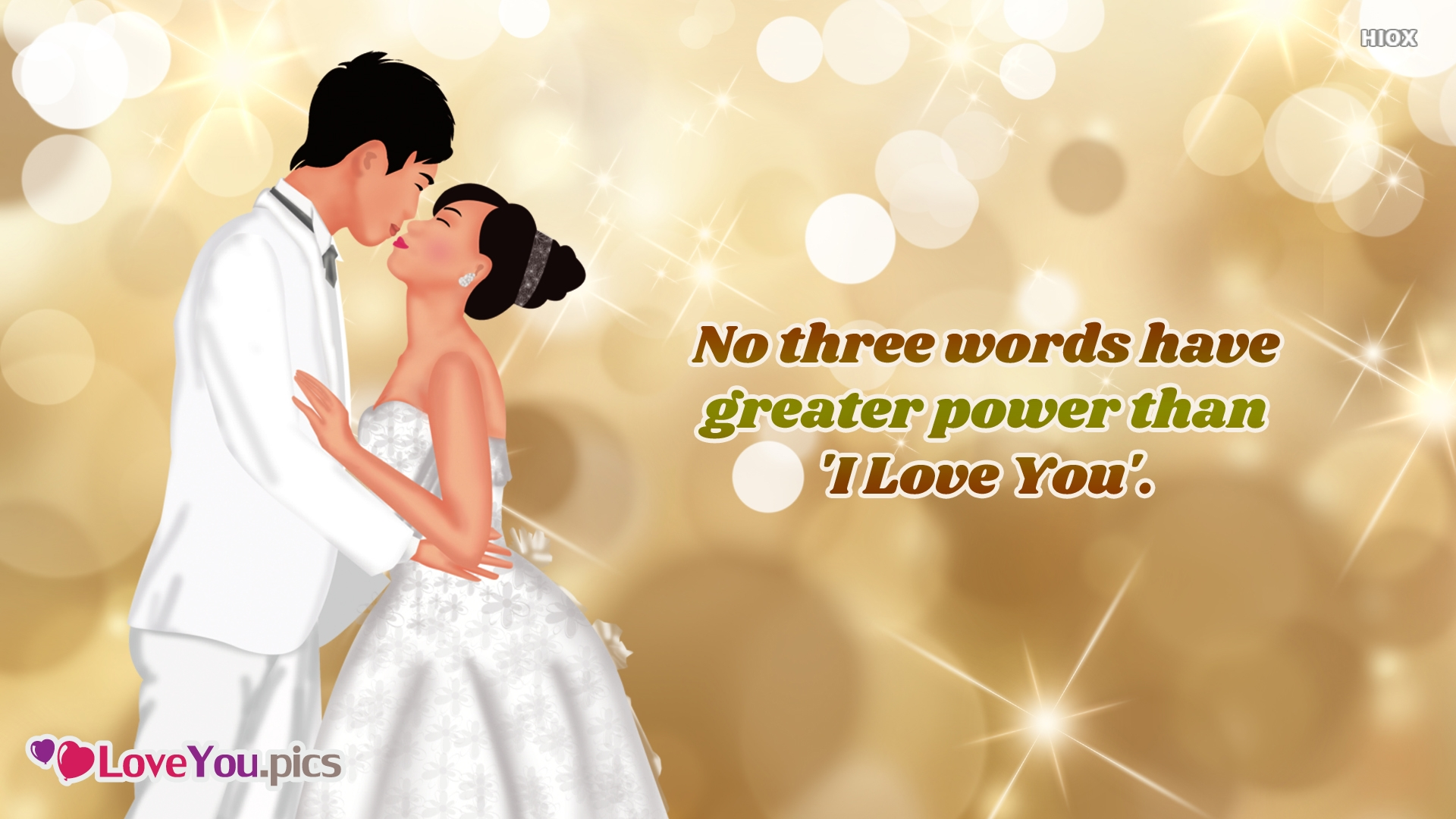 No Three Words Have Greater Power Than