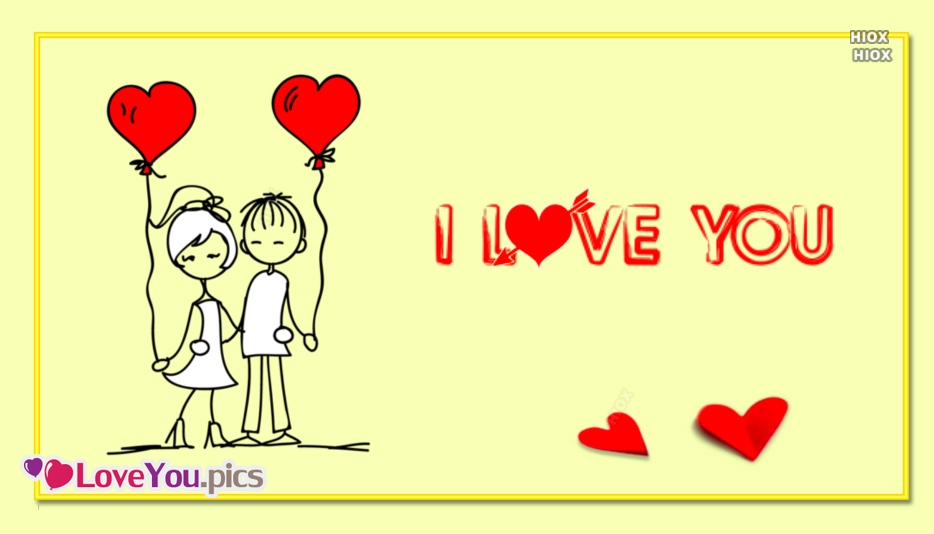 I Love You With Girl