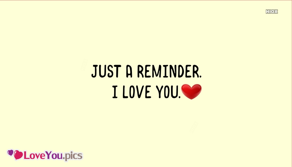 I Love You Quotes Images, Pics