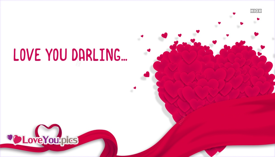 Love You Darling Images Hd