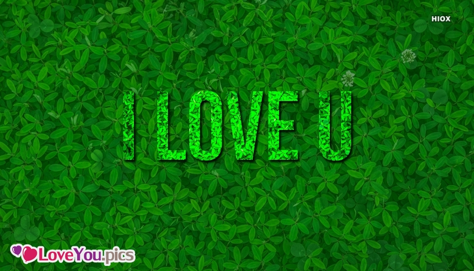 Love You Green Images