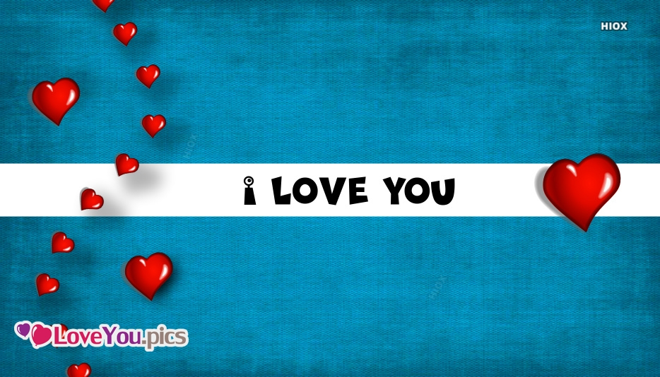 Love You Heart Pictures