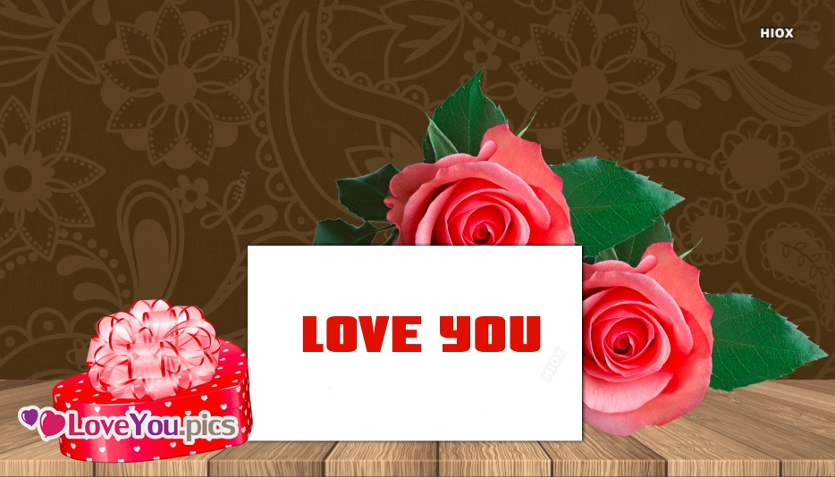 Love You Image Download
