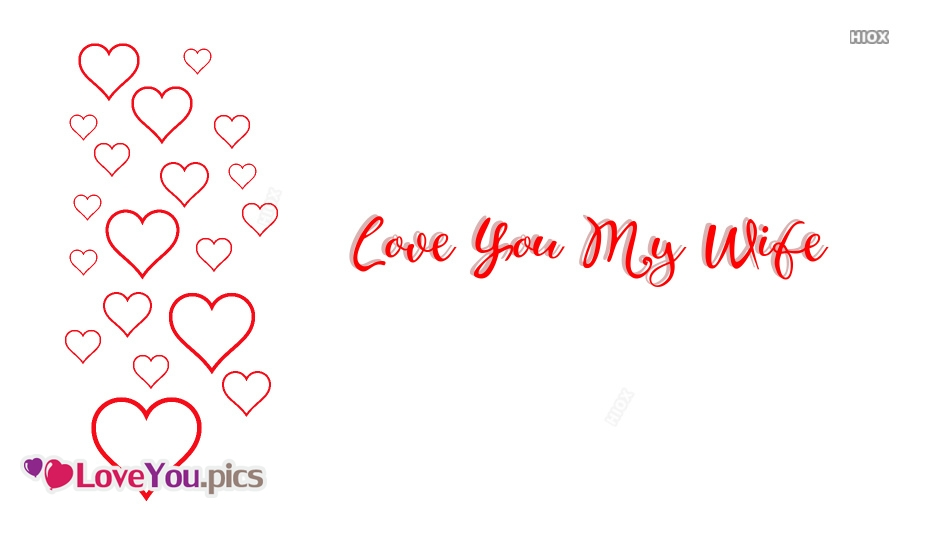 I Love You My Life Partner Images