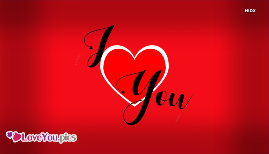Love You Pic For Bf