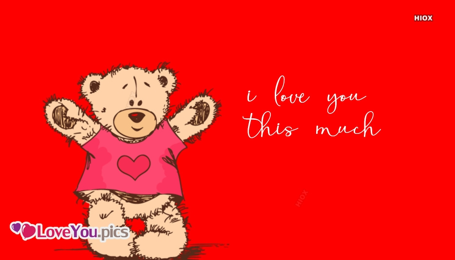 Love You Cute Images