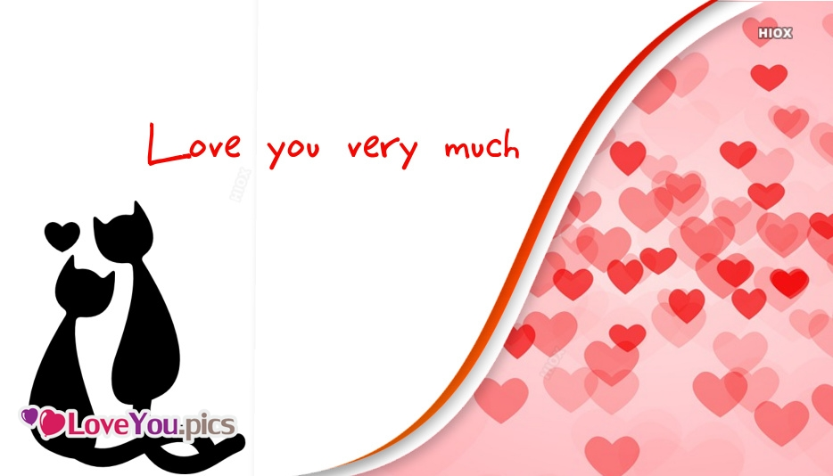 Love You Very Much Image