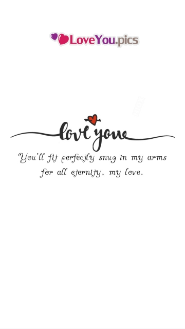 My Love Eternity