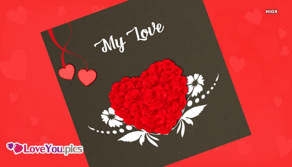 I Love You Wallpaper Images, Pictures