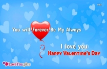 Happy Valentines Day Dear Greetings