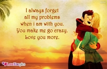 I Will Walk With You Forever Text Image