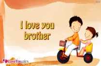 I Love You Cartoon Image