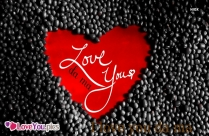 Love You Ecard For Lover