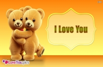 I Love You Feelings Image