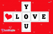 I Love You Wallpaper 3d