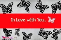 I Love You And That