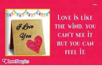Your Love Quotes Image