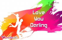 Good Morning Darling I Love You Images