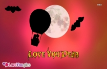 Love You Dear Images Download