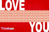 Love You Dp Image