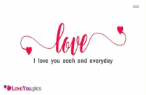 I Am In Love Quotes