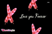 Love You Forever Images