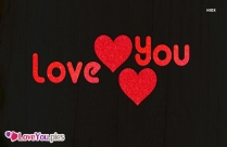 I Love You Greetings