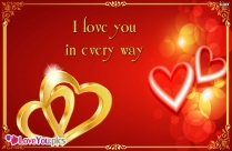 I Love You My Dear Quotes
