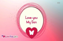 Love You My Son