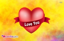 Love You Status For Facebook