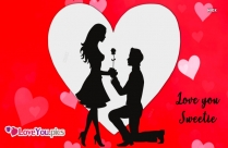 Love You Heart Images