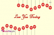 Love You To Darling