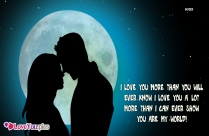 I Just Love You Quotes