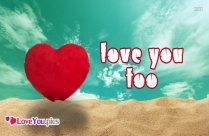 Love You Too Images