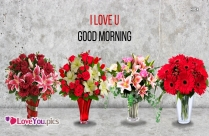 Love You With Good Morning
