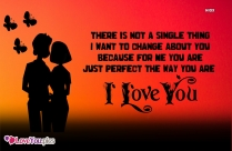 Cute Love Quote To Impress Fat Girl