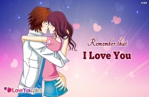 Romantic I Love You Image