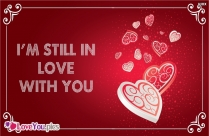 I Love You Sweet Message