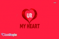 You Are My Heart